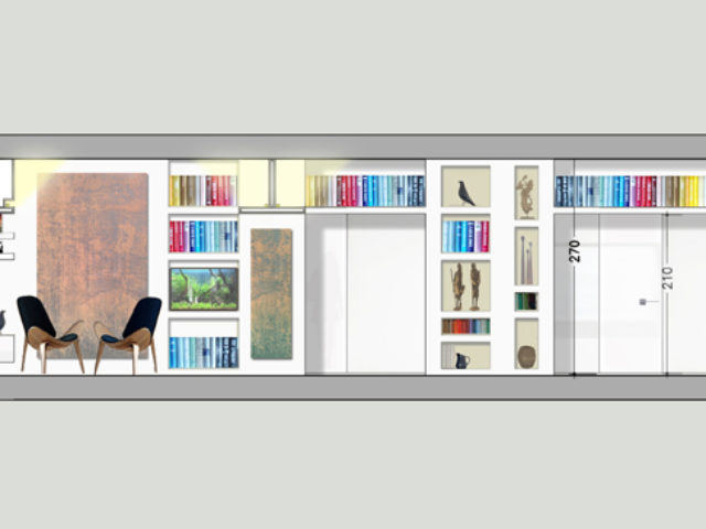 ELLE2ARCH Appartamento Milano
